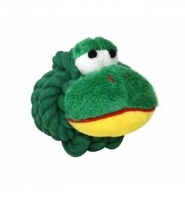 Веревочная голова - лягушка